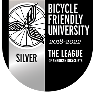Bicycle Friendly University Silver Award